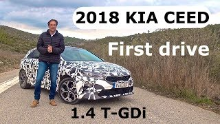 Download 2018 KIA CEED, first drive Video