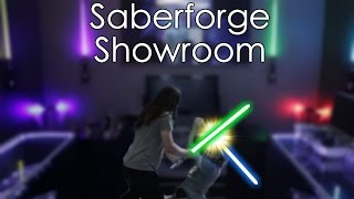 Download My Trip to the Saberforge Showroom (Ft. Daniel Lane) Video