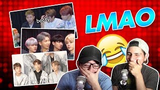 Download GUYS REACT TO BTS 'Namjoon Being Done With BTS' English' Video