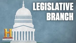 Download What Is the Legislative Branch of the U.S. Government? | History Video