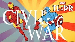 Download What is Civil War? - Marvel TL;DR Video