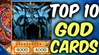 Download TOP 10 GOD Cards of Yugioh TCG (Yu-Gi-Oh Top 10 List) Video