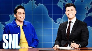 Download Weekend Update: Pete Davidson on R. Kelly and Michael Jackson - SNL Video