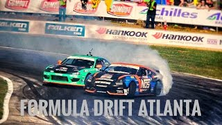 Download FORMULA DRIFT ATLANTA PRO 1 QUALYFYING AND PRO 2 COMP WITH BIGBOOST! Video