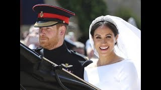 Download FULL CEREMONY: Meghan Markle and Prince Harry's royal wedding Video