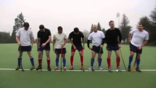 Download Men in skirts: field hockey edition Video