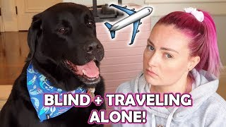 Download What It's Like To Travel Alone When You're Blind Video