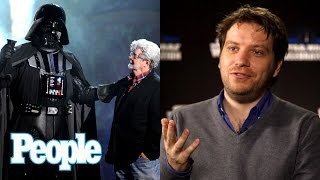 Download Rogue One: Director Gareth Edwards On Working With Darth Vader & George Lucas | People NOW | People Video