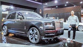 Download Rolls Royce Cullinan 2019 - Đây mới đích thực là Ông Hoàng SUV | XEHAY Video