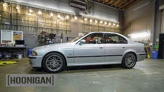 Download [HOONIGAN] DTT 218: We Buy an E39 M5, 500hp Supercharged E46 M3 Dyno Tuning, R33 Skyline Burnouts Video