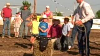 Download Kids Rodeo Roping Video