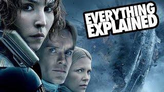Download PROMETHEUS (2012) Everything Explained Video