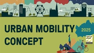 Download Thematic Concept Mobility - Urban Development Plan Vienna (STEP 2025) Video