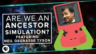 Download Are We Living in an Ancestor Simulation? ft. Neil deGrasse Tyson | Space Time Video