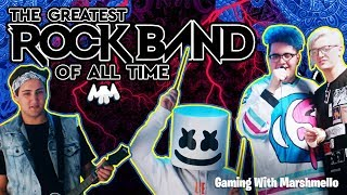 Download The GREATEST Rock Band of ALL TIME!!! | Gaming With Marshmello Video