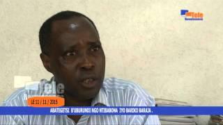 Download ABATEGETSI B'UBURUNDI NGO NTIBABONA IYO BARIKO BARAJA Video