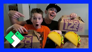 Download 🌮 TACO EATING CONTEST #TACOTUESDAY (Day 1788) Video
