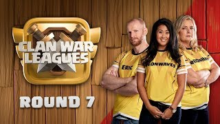 Download Clan War Leagues - FINAL ROUND - Clash of Clans - Round 7 Video