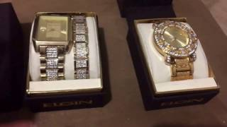 Download Elgin Bling watches Unboxing and Review Video