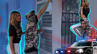 Download WE BROKE INTO COLE AND SAV'S HOUSE! *PRANK* Video