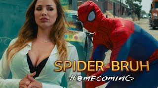Download SPIDER-MAN HOMECOMING PARODY (SPIDER-BRUH) by @kingbach Video
