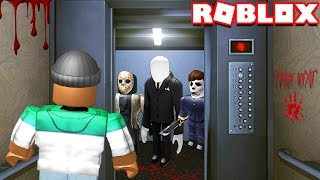Download SCARIEST ELEVATOR IN ROBLOX Video