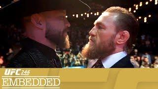 Download UFC 246 Embedded: Vlog Series - Episode 4 Video