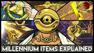 Download Explaining The Millennium Items From Yu-Gi-Oh! Video