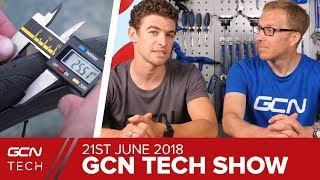 Download Tyres - Are We All Doing It Wrong? | GCN Tech Show Ep. 25 Video
