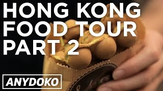 Download Hong Kong Food Tour (Part 2) Video