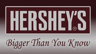 Download Hershey's - Bigger Than You Know Video
