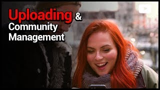 Download Uploading Social Impact Videos and Managing Comments Video