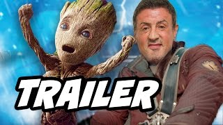 Download Guardians Of The Galaxy 2 Trailer and Sylvester Stallone Secret Character Explained Video