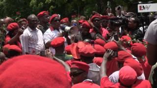 Download Malema visits Madiba's Houghton home Video