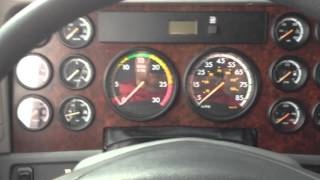 Download Trucker's Log 12.31.12 Cold Starting A Diesel Engine Video