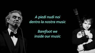 Download Ed Sheeran, Perfect Symphony ft. Andrea Bocelli (lyrics & translate) Video