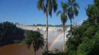 Download Iguazu Falls, Argentina & Brazil in HD Video