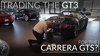 Download Testing the Possibility of Trading My GT3 for a 991.2 Carrera GTS Video