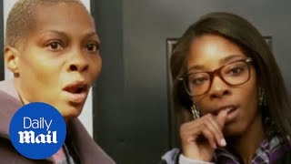 Download Housekeeper is GIVEN the house she is sent to clean Video