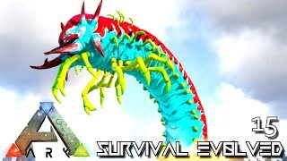 Download ARK: SURVIVAL EVOLVED - DEATHWORM & CONFLAGRANT DIREBEAR E15 !!! ( PUGNACIA PARADOS ) Video