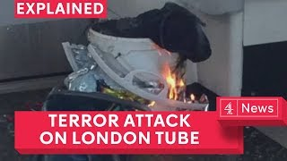 Download Parsons Green explained: Terror attack on London Tube Video