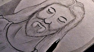 Download How To Draw Jesus Christ Video