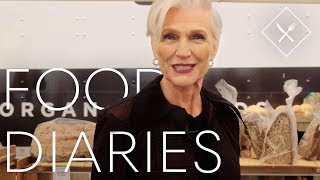 Download Everything 69 Year-Old Model Maye Musk Eats in a Day | Food Diaries | Harper's BAZAAR Video