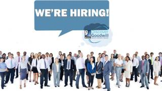 Download Get A Job Monday: LEAP into Discover Goodwill Video