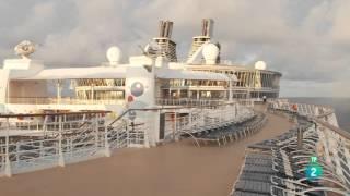 Download Comida a lo grande: El crucero más grande del mundo Video