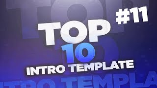 Download #11|Top 10 Sony Vegas Pro Intro Template + Free Download Video