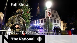 Download WATCH LIVE: The National for Tuesday, December 11, 2018 Video