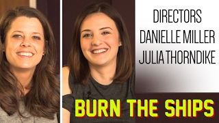 Download Spotlight on the directors of ″Burn the Ships″, a documentary about women's pro softball Video