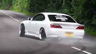 Download BEST-OF Tuner Cars Leaving a Car Show - 2017 [Part 1] Video