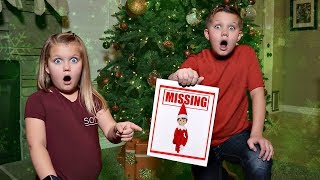 Download Our Elf on the Shelf is MISSING! Video